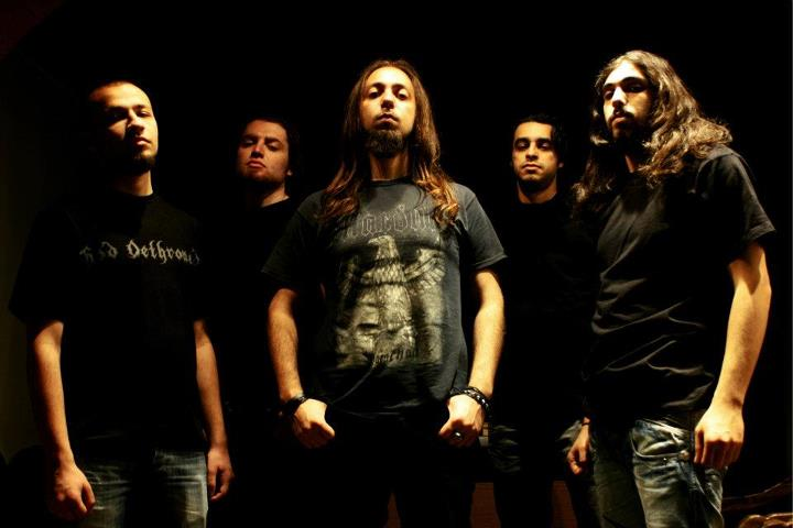 Metallers Global World Metal - Syria - Netherion