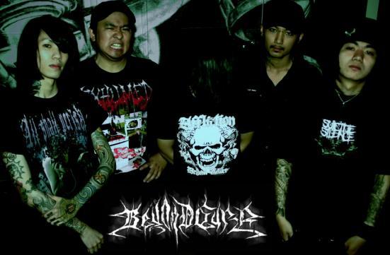 Metallers Global World Metal - Taiwan - Beyond Cure