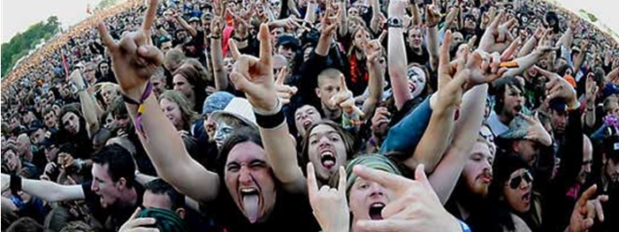 Metallers Global World Metal fans