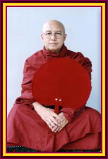 Myanmar Net - Monks Buddhist - big fan
