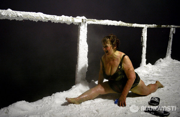 Norilsk - Ice Swimming 3