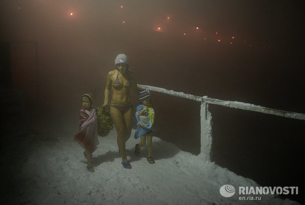 Norilsk - Ice Swimming 4