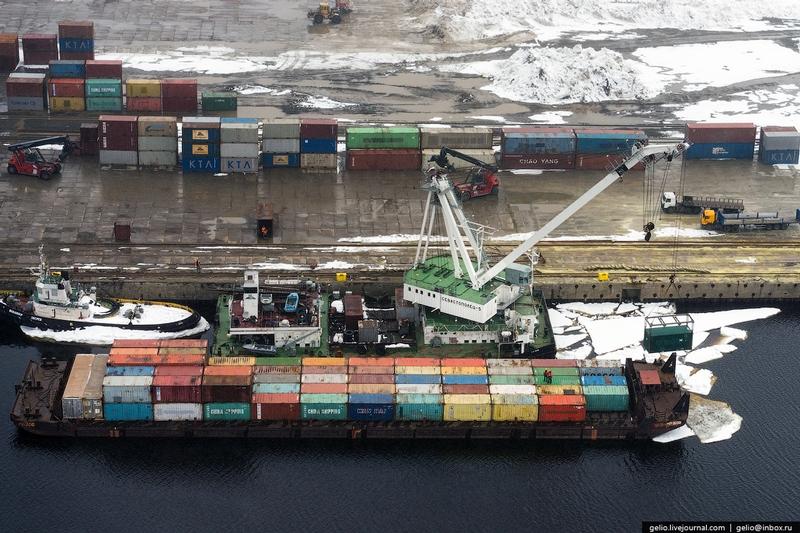 Norilsk - Port