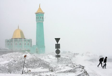 Norilsk - Tatar Muslim Mosque 2