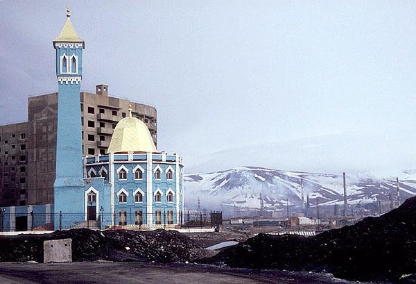 Norilsk mosque 3