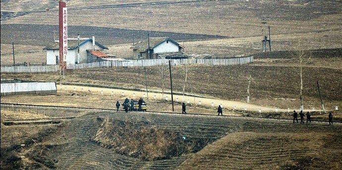 North Korea Toture Rail 2