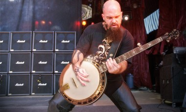 Rob Scallon Banjo Slayer Reign In Blood Kerry King