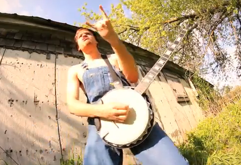 Rob Scallon Banjo Slayer Reign In Blood