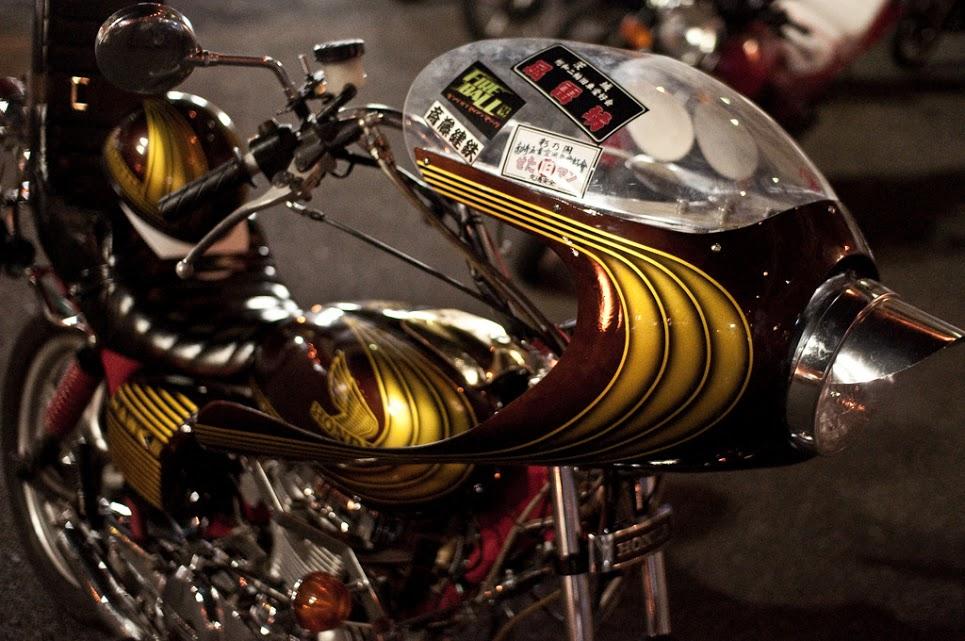 Bosozoku A Japanese Innovation In Motorbike Fashion