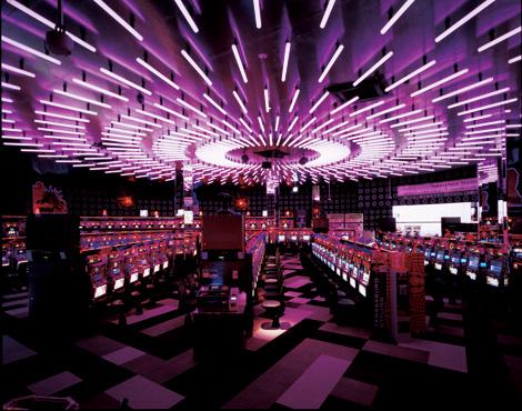 Pachinko Gambling Japan pachinko-parlor