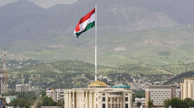 Dushanbe Flag Pole - Largest