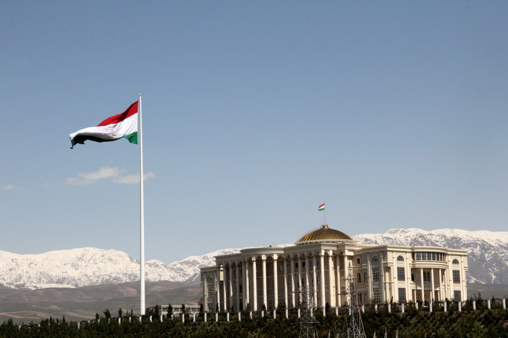 Dushanbe Flagpole Tajikistan tallest in the world