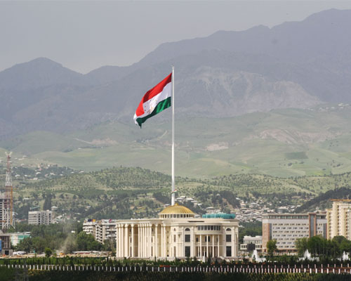 Dushanbe Flagpole Tajikistan tallest world