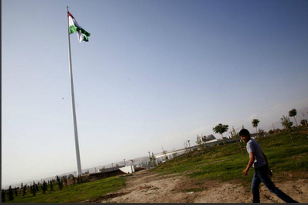 Dushanbe Flagpole Tajikistan tallest