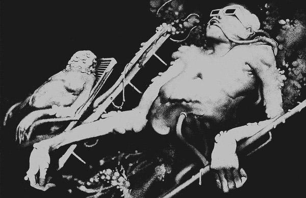 Ivan Solyaev - dark art