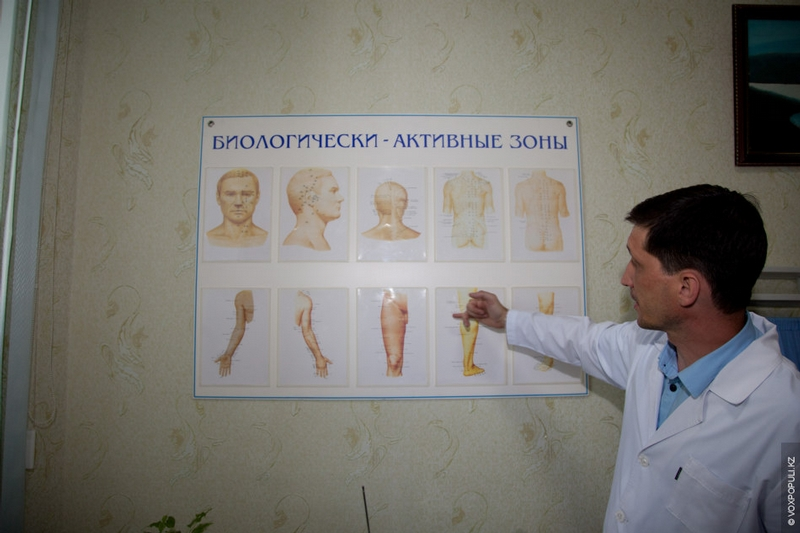 Kazakhstan Alternative medicine - explanation