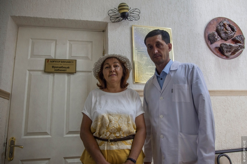 Kazakhstan Alternative medicine - owners