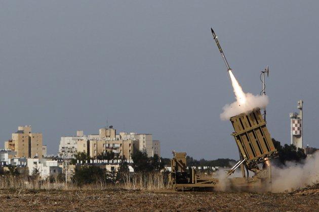 MH17 Conspiracy - israeli rocket launcher