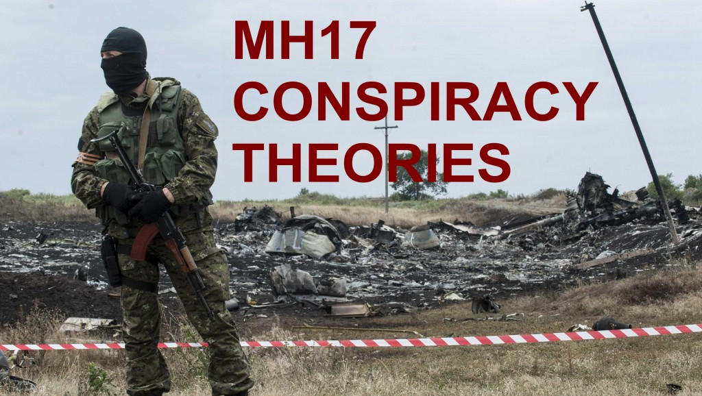 MH17 Conspiracy theories