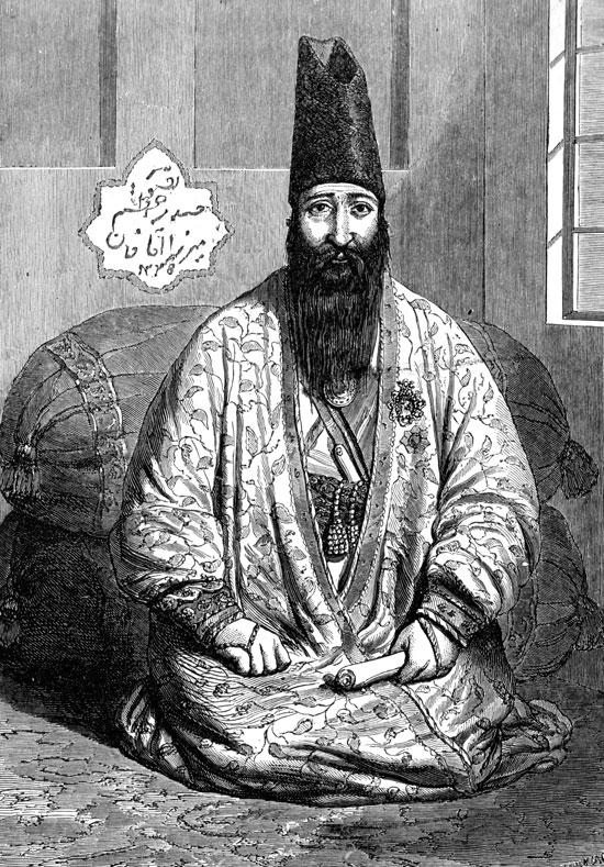Medieval Persian Ottoman Clothes - Scholar