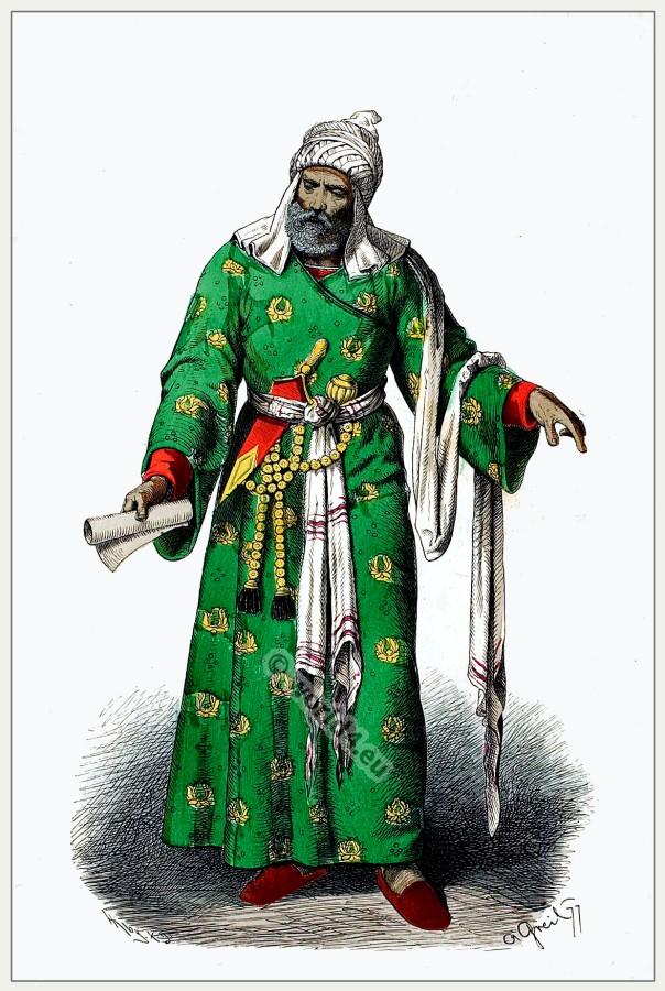 Persian Medieval Scholar
