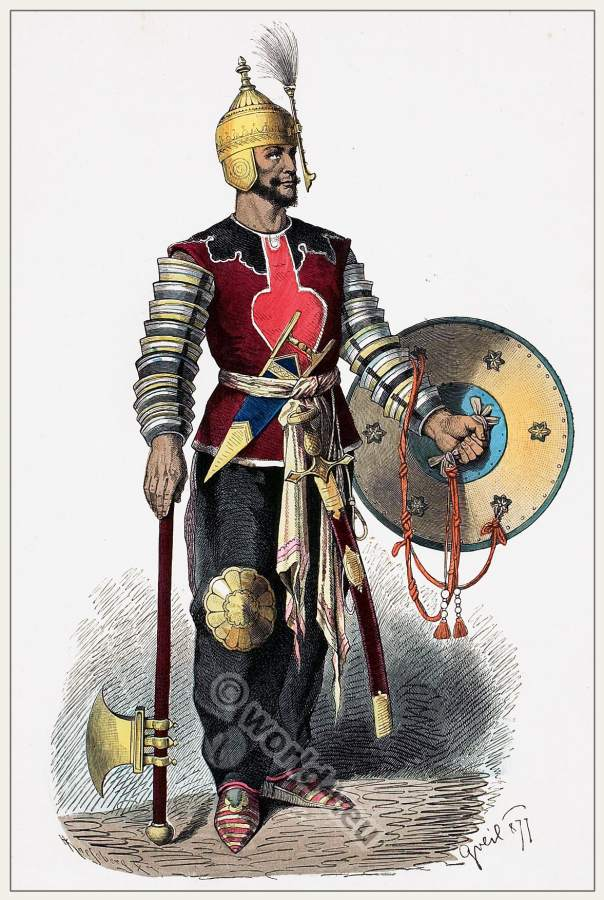 Persian 15th Century Warrior