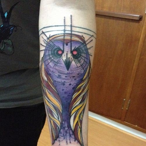 Owl Tattoo - Concept