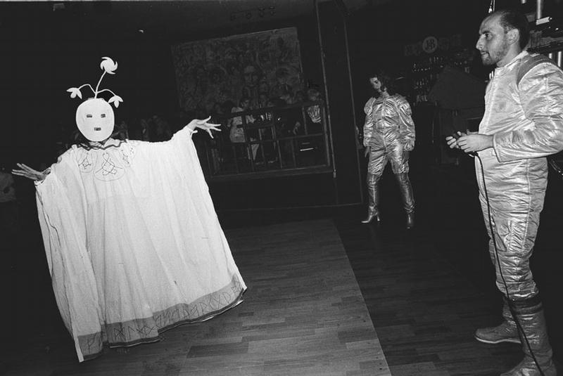 Russian Art - 90s - performance art