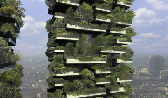 Vertical Forest Milan - IMage