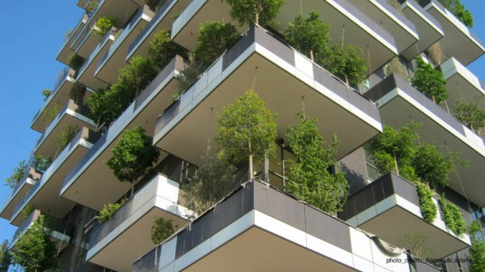 Vertical Forest Milan - new pictures