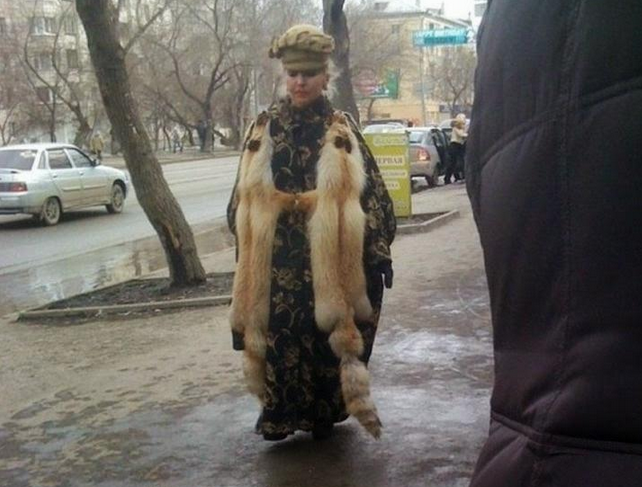 Awesome Photos From Russia With Love - extreme fur