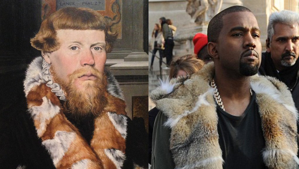 B4-XVI -  Kanye West german artist