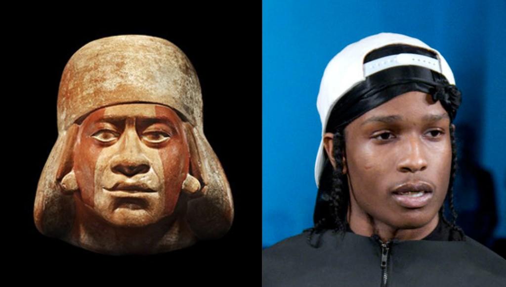B4-XVI - Moche portrait ASAP Rocky