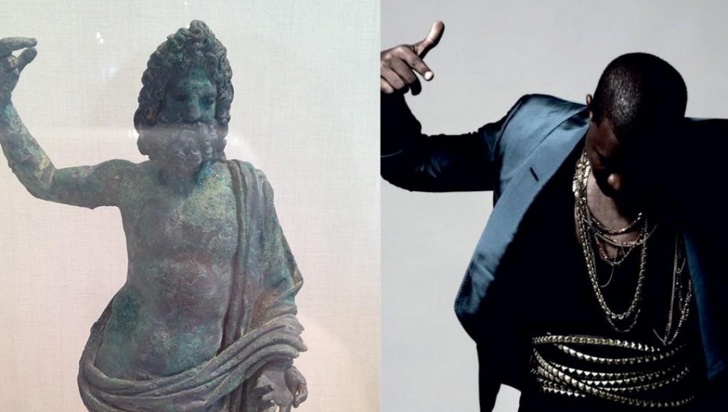 B4-XVI - statue