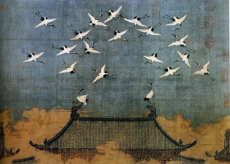 Emperor Huizong - Song Palace
