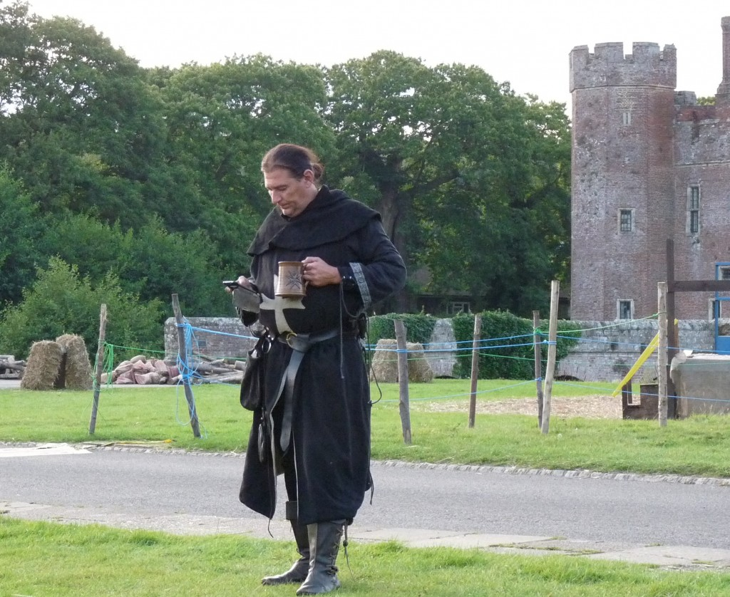Herstmonceux Medieval Festival - iphone