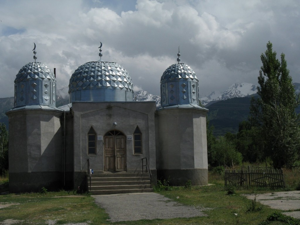 Kyrgyzstan - Buildings - Karakol Mosque