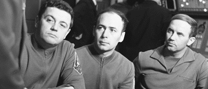 Space Deaths - Georgy Dobrovolsky, Vladislav Volkov and Viktor Patsayev