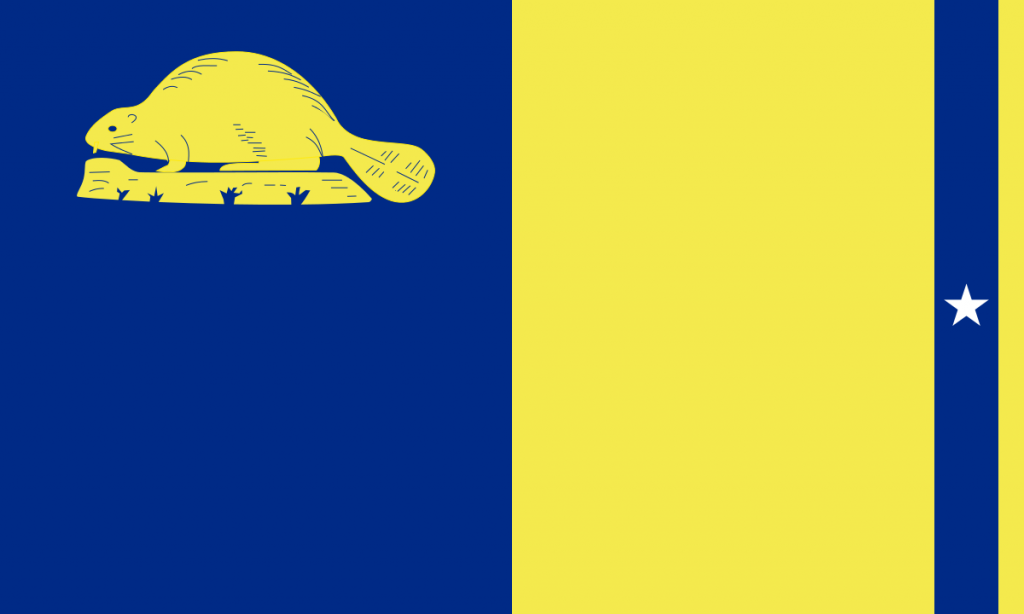 USA State Flags Best - Oregon (proposed)