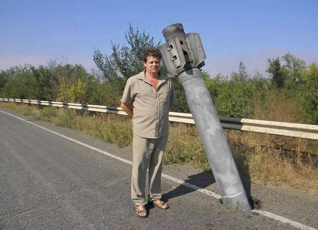 Awesome Photos From Russia With Love - missile