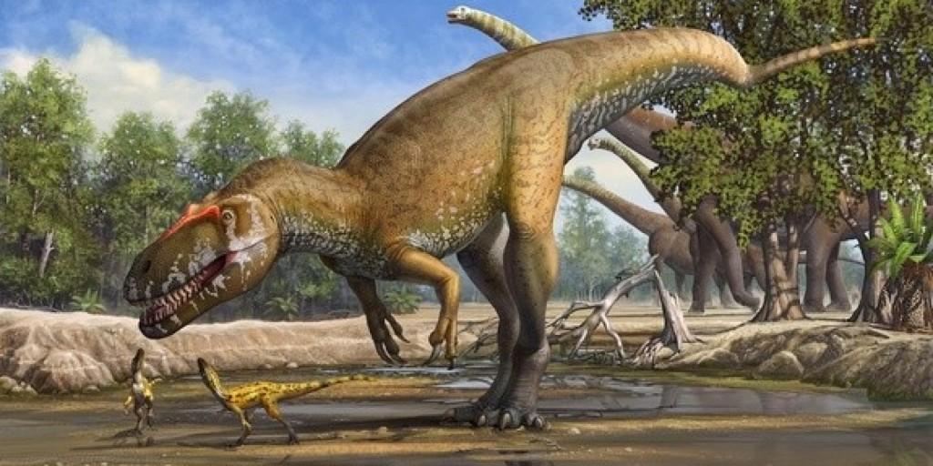 Bob Nicholl - Torvosaurus
