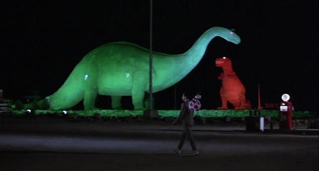CabazonDinosaurs - pee wee's big adventure