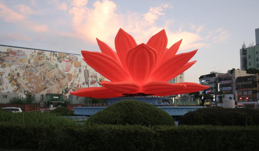 Choi Jeong Hwa – Kunsthalle Gwangju, South Korea