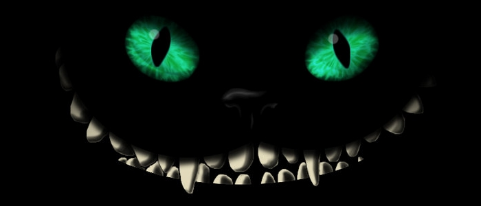 Death by Laughter - Cheshire Cat
