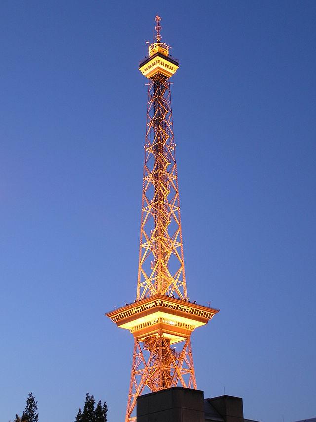 Eiffel Tower Replicas - Berlin Funkturm