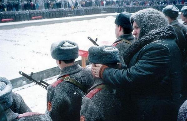 Famous Soviet Photo
