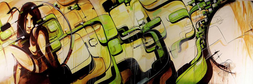 Graffiti Japan - spread art