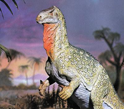 Iguanodon more modern version