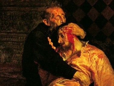 What was Ivan IV influence on Russia after he died?