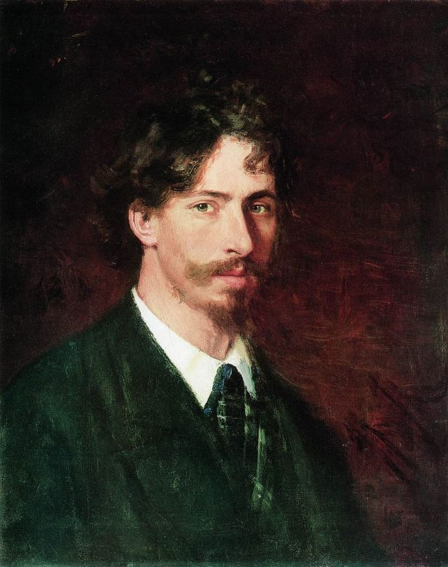 Ilya Repin - Self Portrait